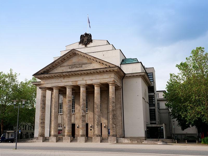 Lippisches Landestheater in Detmold